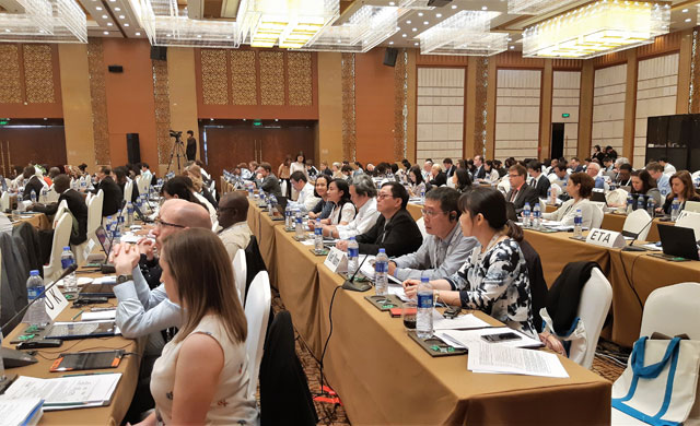 FSI of VinaCert participated in 50th International Codex