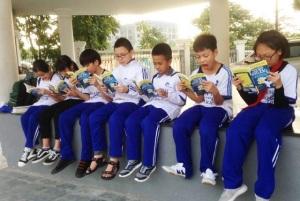 """Thông tin mới nhất về 9 học sinh trường Ban Mai được cho bị """"ngộ độc"""""""