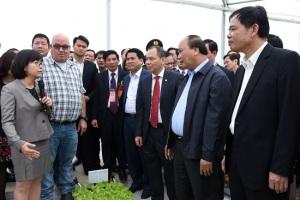 Thủ tướng sẽ giới thiệu nông sản Việt Nam ra thế giới