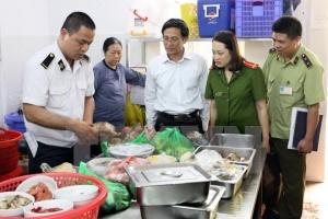 Xử lý nghiêm các trường hợp vi phạm an toàn vệ sinh thực phẩm