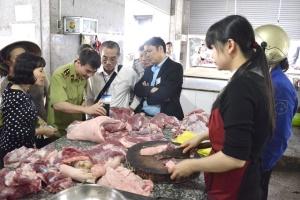 Quyết liệt giám sát an toàn thực phẩm