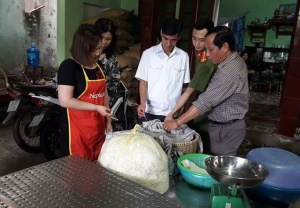 Nỗi lo an toàn thực phẩm ở các làng nghề