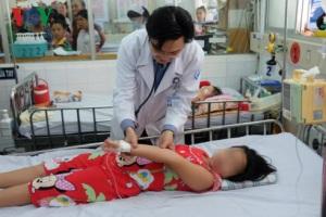Báo động nguy cơ tử vong do sốc sốt xuất huyết