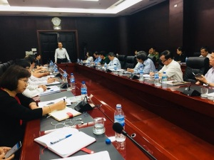 Rà soát công tác y tế phục vụ Tuần lễ Cấp cao APEC 2017 tại Đà Nẵng
