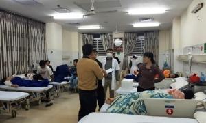 Hàng chục người ở Đắc Lắc nhập viện cấp cứu sau khi ăn bánh mỳ