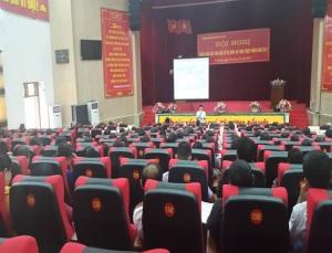 Hà Giang tổ chức Hội nghị triển khai các văn bản về an toàn thực phẩm tại huyện Vị Xuyên