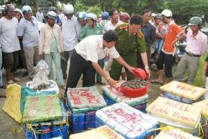 Ngăn chặn thực phẩm không bảo đảm an toàn