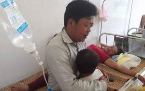 Vụ ngộ độc thực phẩm ở Sông Mã (Sơn La), có 21 ca là trẻ em