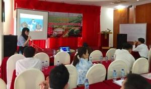 Tổ chức Hội thảo nâng cao nhận thức cho cộng đồng về ATTP tại Thanh Hóa