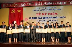 Quảng Ninh kiểm tra gần 6.600 cơ sở hoạt động trong lĩnh vực thực phẩm