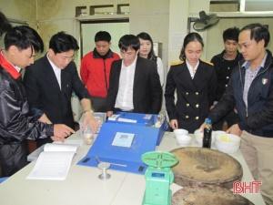 Hà Tĩnh phát hiện 1.930 lượt cơ sở vi phạm an toàn vệ sinh thực phẩm
