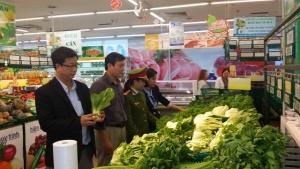 Sức khỏe ngày Tết: Nói không với thực phẩm không rõ nguồn gốc