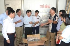 Phát hiện nhiều nhà hàng vi phạm ATTP tại Nghệ An