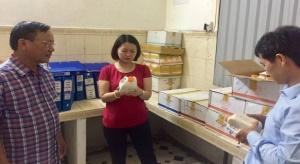 Kiểm tra về hậu kiểm an toàn thực phẩm tại Hưng Yên và Hải Dương