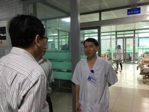 Thông tin về vụ ngộ độc do uống rượu ngâm cà gai tại Thái Bình