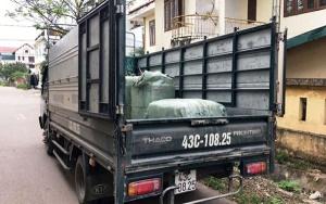 Phát hiện gần 1 tấn sụn gân gà bẩn trên đường vào Đà Nẵng tiêu thụ
