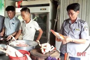 Hà Tĩnh xử phạt 186 cơ sở vi phạm vệ sinh an toàn thực phẩm