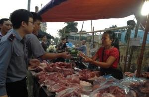 Nông sản thực phẩm tại chợ đầu mối: Khó kiểm soát nguồn gốc