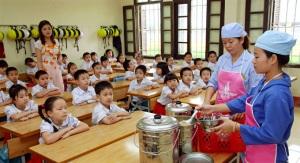 Nâng cao kiến thức an toàn thực phẩm trong trường học