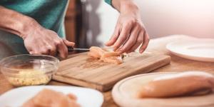Những sai lầm tai hại khi chế biến thịt gà sống