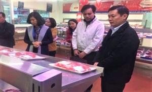 Kiểm tra công tác an toàn thực phẩm Tết Nguyên đán Đinh Dậu và mùa Lễ hội xuân 2017 tại tỉnh Bắc Ninh và Tp Hà Nội