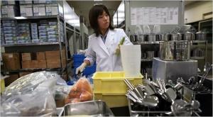 Mỹ học Nhật Bản cách kiểm soát thực phẩm nhập khẩu từ Trung Quốc