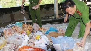 Bất lực trong ngăn chặn thực phẩm bẩn?