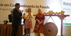 Báo cáo tóm tắt hội nghị lần thứ 13 Ban kỹ thuật Codex quốc tế về chất nhiễm bẩn trong thực phẩm