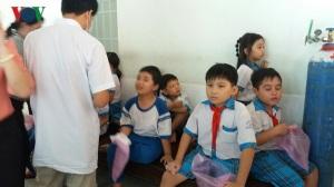 Xử phạt cơ sở gây ngộ độc thực phẩm cho học sinh