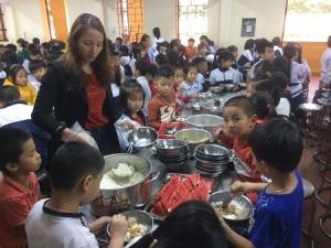Nâng cao chất lượng bữa ăn bán trú cho học sinh trên địa bàn huyện Ba Vì