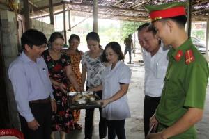 """Nghi Xuân có 73 cơ sở kinh doanh ăn uống """"chưa sạch"""""""