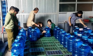 Gia Lai thiết lập đường dây nóng an toàn vệ sinh thực phẩm