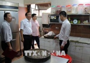 Kiểm soát an toàn thực phẩm trong mùa nắng nóng