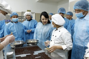 Đoàn công tác Bộ Y tế kiểm tra công tác bảo đảm an toàn thực phẩm trước Tết Nguyên đán