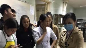 Bảo đảm an toàn thực phẩm cho đoàn đại biểu Lào thăm tỉnh Nghệ An