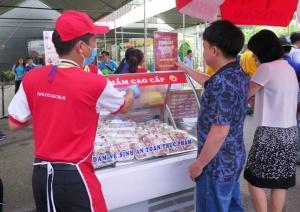 TP. Hồ Chí Minh tổ chức ngày hội thực phẩm sạch