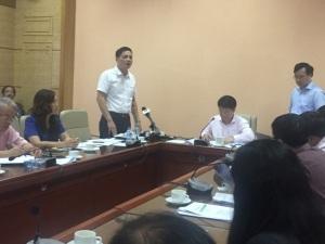 Hội thảo thống nhất một số nội dung của dự thảo Nghị định sửa đổi, bổ sung một số điều của Nghị định số 38/2012/NĐ-CP