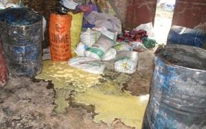 Hải Phòng tiêu hủy hơn 2 tấn mỡ bẩn và phạt chủ cơ sở 50 triệu đồng