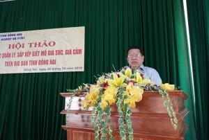 Đồng Nai: Tăng cường giám sát việc giết mổ heo lậu