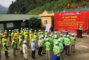 Ngộ độc thực phẩm tại thủy điện Pake - Lào Cai