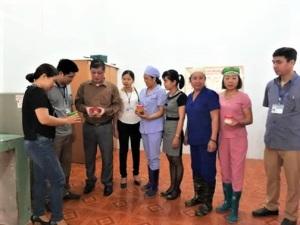 Hà Giang: Triển khai kiểm tra an toàn thực phẩm bếp ăn tập thể trường học