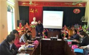 Hòa Bình: Hội nghị tập huấn sử dụng test thử nhanh ATTP