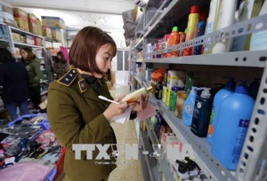 Hà Nội xử lý gần 1.500 vụ vi phạm hàng giả, hàng nhái