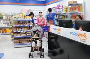 Co.opSmile mở cửa hàng thứ 70 tại Bệnh viện Nhi Đồng Tp. HCM