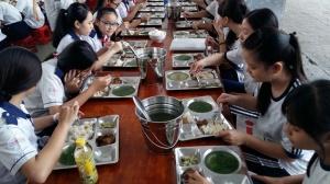 TP.HCM kiểm tra chất lượng bếp ăn, căn tin trường học tại 6 quận
