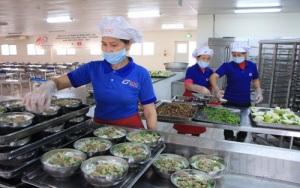 Điều kiện an toàn thực phẩm đối với bếp ăn tập thể