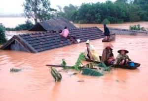 Đảm bảo an toàn thực phẩm trong mùa bão, lụt