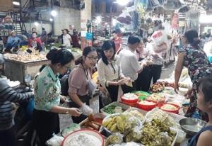 Hà Nội sẽ phát phiếu khảo sát về an toàn thực phẩm