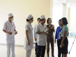 Quận Long Biên, Hà Nội diễn tập điều tra, xử lý ngộ độc thực phẩm
