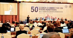 FSI tham dự Hội nghị Codex quốc tế lần thứ 50 về phụ gia thực phẩm